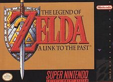 The Legend of Zelda: A Link to the Past GAME ONLY SNES