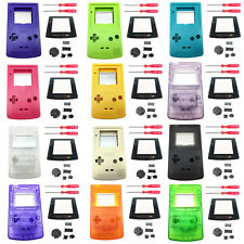 REPLACEMENT CASE SHELL for Gameboy Color GBC Casing
