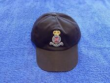 ROYAL HORSE ARTILLERY ( RHA ) BASEBALL CAP WITH A BULLION WIRE BADGE