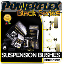 BMW E46 3 SERIES COMPACT (1999-2006) POWERFLEX BLACK SERIES MOTORSPORT BUSHES