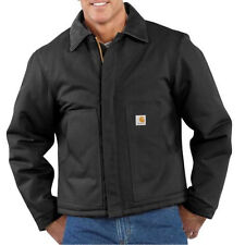 Carhartt Arctic Traditional Jacket - Quilt Lined - BLACK