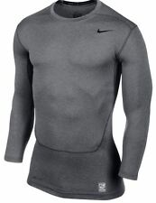 Nike Men's Pro Core Compression Long Sleeve Top