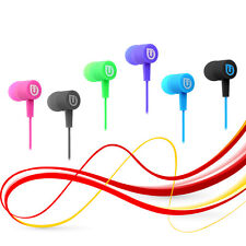 3.5 mm Earphones In-ear Earbuds Headphones Stereo Headset For Phone MP3 ipod Ect