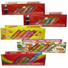 Lip Balm Smackers Coca Cola Starburst Chupa Chups Skittles Stocking Fillers New