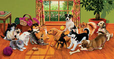 Tug of War 500 Piece Jigsaw Puzzle by SunsOut