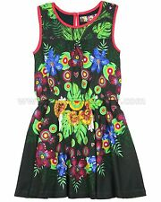 Desigual Girls' Dress Birminghan, Sizes 5-14