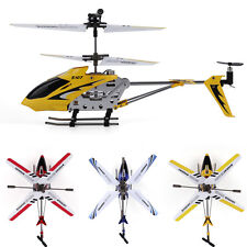 Syma S107G 3.5CH Alloy Mini 3 Channel RC Remote Control Helicopters Gyro Genuine