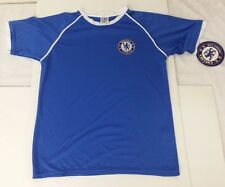 Chelsea FC Kid's Jersey Color Blue NWT Official Licensed Product By Rhinox