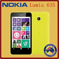 Unlocked Genuine NOKIA LUMIA 635 Windows Mobile Phone - Manufacturer Direct