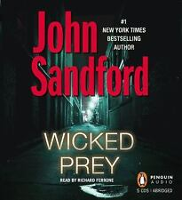 Wicked Prey by John Sandford Book on CD