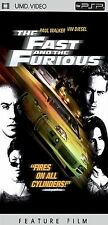 The Fast and the Furious [UMD for PSP] Vin Diesel, Paul Walker, Michelle Rodrigu