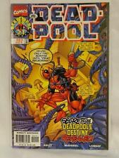 DEADPOOL #21 NM+ Joe Kelly McDaniel Marvel Comics AWESOME Movie COOL X-Men