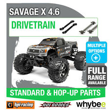 HPI SAVAGE X 4.6 [Drivetrain Parts] Genuine HPi Racing R/C Parts!