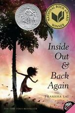 Inside Out & Back Again by Thanhha Lai Paperback Book (English) **NEW**
