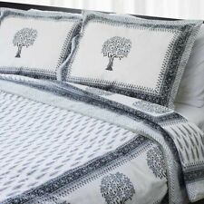 Fair Trade Queen Size Bedding Set | NWT | cotton | coverlet | pillow shams
