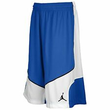 Nike Air Jordan Prospect Dri-Fit Basketball Shorts Sport Blue Men's 2XL 3XL BNWT