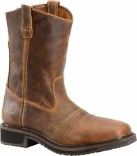 Double H Safety Square Toe Roper Western Cowboy Boots DH5123 8-13 D, EE