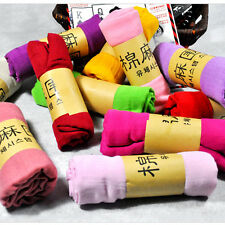 Womens Girl Long Candy Colors Soft Cotton Scarf Wrap Shawl Scarves Fashion Stole