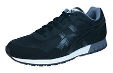 Asics Curreo Mens Running Trainers / Shoes - Black