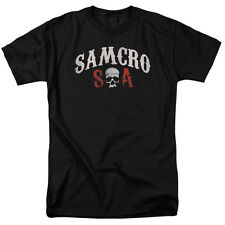 """Sons Of Anarchy """"Samcro Forever"""" T-Shirt or Tank"""
