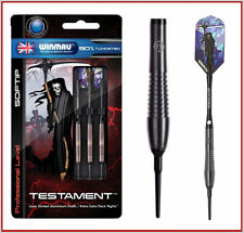 WINMAU Testament Soft Darts mit PVD Grip in 18 oder 20 grams 90% Tungsten Darts