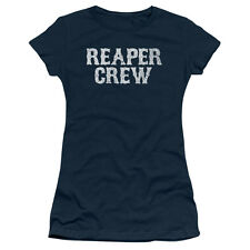 """Sons Of Anarchy """"Reaper Crew"""" Women's Adult & Junior Tee or Tank"""