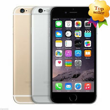 Unlocked iPhone 6/4S - 8/16/64GB GSM AT&T Smartphone Latest Model No fingerprint