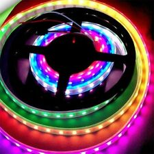 WS2811 5050 RGB LED Strip Light Waterproof Individually Addressable DC5V SM
