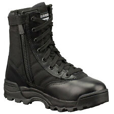 """Original Swat Womens 115211 Classic Side Zip 9"""" Tactical Police Security Boots"""