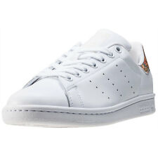 adidas Stan Smith W Womens Trainers White Multicolour New Shoes