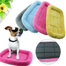 Soft Warm Cozy Pet Dog Puppy Cat Sleeping Bed Nest Cushion Mat Pad Blanket 1pc