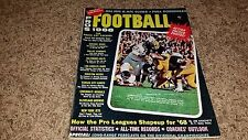 Pros Football 1968 Donny Anderson on Cover