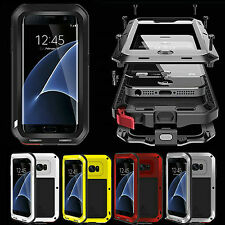 Shockproof Aluminum Heavy Duty Gorilla Metal Case Cover Skin For iPhone /Samsung
