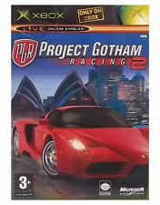 Project Gotham Racing 2 (Microsoft Xbox, 2003) - European Version