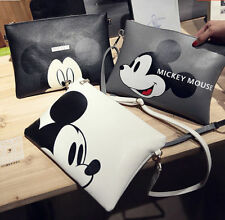 2017 New Women Girls Mickey Handbag Shoulder Bag Purse Tote Messenger Hobo Bag