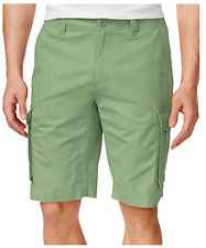 NWT men's Tommy Hilfiger Classic Cargo shorts size 30 Olive Green