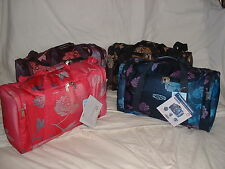 """Frenzy Lightweight 21"""" Cabin Size Hand Luggage Carry On Holdall Bag"""