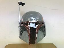 Star Wars Prop Return of the Jedi Battle Damage ROTJ Boba Fett helmet Collectibl