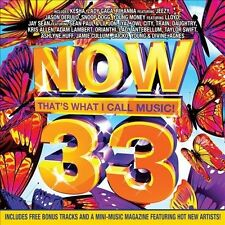 Now That's What I Call Music! 33 by Various Artists (CD, 2010, Capitol) SEALED
