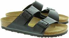 BIRKENSTOCK BLACK 38 L7 M5  ARIZONA BIRKENSTOCK ARIZONA 38 L7 M5 N New Black TOP
