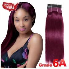 [Grade 6A] Yaki Weaving / 100% Remy Human Hair Straight