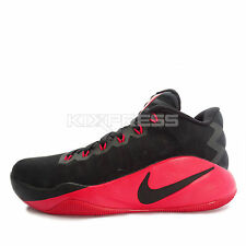 Nike Hyperdunk 2016 Low EP [844364-060] Basketball Black/Red-Grey
