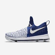 Nike Zoom KD 9 EP [844382-411] Basketball Kevin Durant Game Royal Blue/White