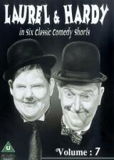 Laurel And Hardy Vol 7 Hollywood Silent Classics  DVD NEW SEALED FREEPOST