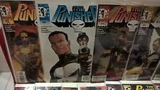 THE PUNISHER (2000) #1-12, Complete series.GARTH ENNIS & STEVE DILLON MARVEL
