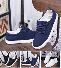Womens Sneakers Casual Canvas Shoes Running Breathable Leisure Ladies' Flats