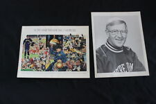 1988 Notre Dame National Champions Football Testimonial Banquet Booklet