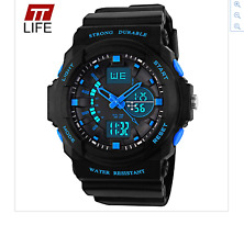 New TTLIFE Watch Men Water Resistance Quality Digital Military Multifunction