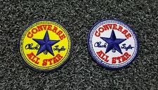 CONVERSE ALL STAR CAP HAT JACKET Embroidered Patch Iron Sew Logo Emblem Custom