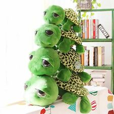 Cute Big Eye Green Turtle Plush toy stuffed animal Doll
